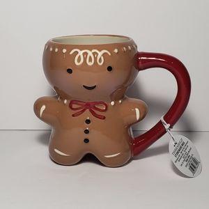 Target Threshold Gingerbread Man Mug